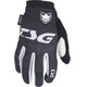 TSG Slim Bike Gloves black